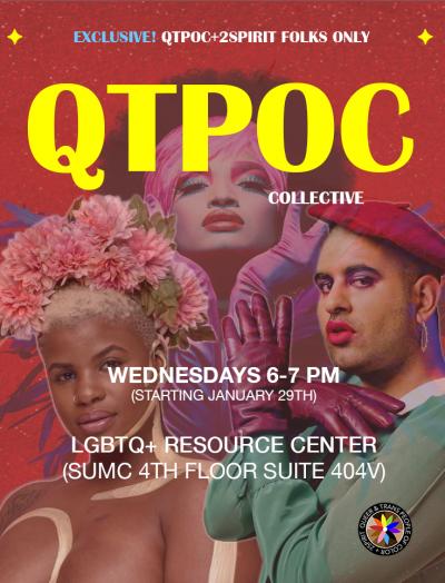 QTPOC flyer