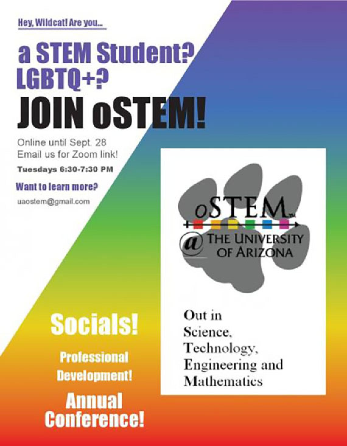 oSTEM   Out in Science, Technology, Engineering, and Mathematics