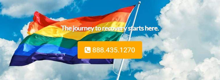 The journey to recovery starts here: 800-435-1270