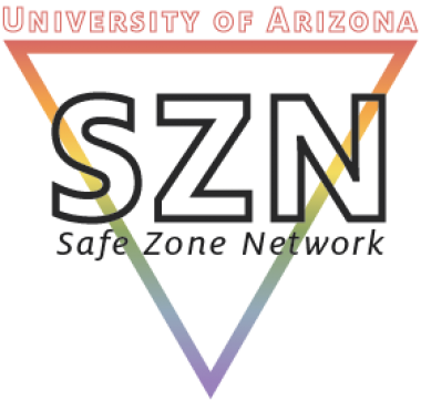 University of Arizona | Safe Zone Network (SZN)